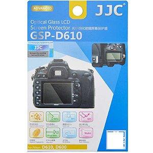 Protetor de LCD JJC GSP-D610 para Nikon D610 D600