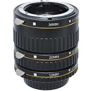 Tubo Extensor Macro Xit AF para Câmera Nikon Seminovo