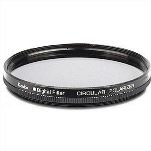 Filtro Polarizador Circular Kenko 77mm Seminovo