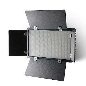 Iluminador de LED Somita LED-U600+ Pro Led 600 com Fonte