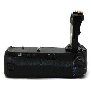 Grip de Bateria DSTE BG-E14 para Canon 70D 80D Seminovo