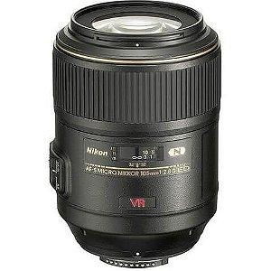 Lente Nikon AF-S Micro 105mm f/2.8G IF-ED VR