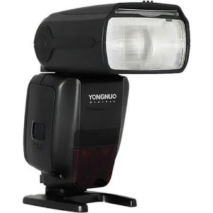 Flash Yongnuo YN-600EX-RT II Speedlite para Câmeras Canon