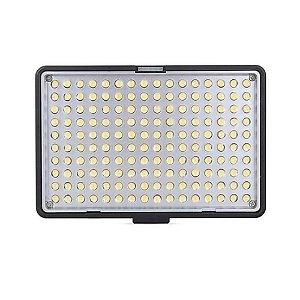 Iluminador de LED TL-160 para Câmeras e Filmadoras