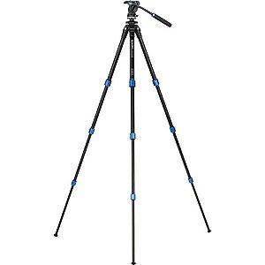 Tripé Benro TSL08AS2CSH Slim Para Foto e Video
