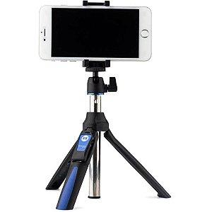 Mini Tripé Benro BK10 com Pau de Selfie e Disparador