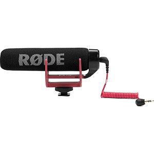 Microfone Direcional Shotgun Rode Videomic GO