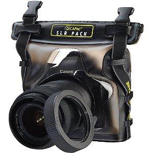 Capa Aquática Impermeável Dicapac WP-S10 Para Câmeras DSLR Grandes