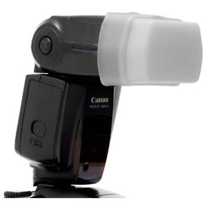 Copo Difusor Econ para Flash Canon 600EX