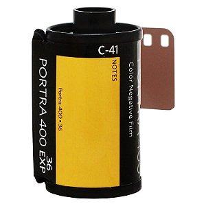 Filme Kodak Portra 400 35mm 36 Poses Colorido