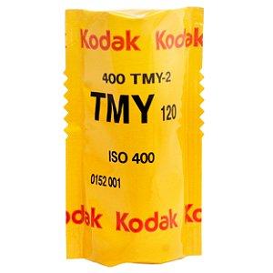 Filme Kodak T-Max 400 120mm Preto e Branco