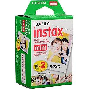 Filme Instantâneo Fujifilm Instax Mini 20 Fotos