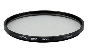 Filtro UV HMC Hoya 58mm