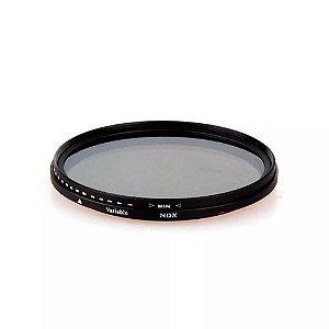 Filtro ND Variável 2-400 Greika 58mm