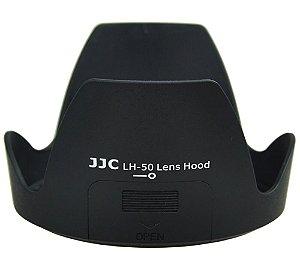 Parasol JJC LH-50 para Nikon 28-300 Substitui Nikon HB-50