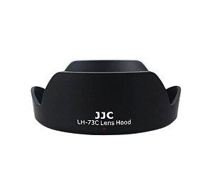 Parasol JJC LH-73C para Canon 10-18 IS STM Substitui Canon EW-73C
