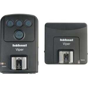 Kit Rádio Flash para Canon Wireless Hahnel Viper