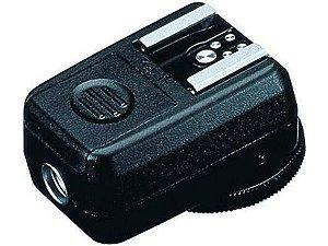 Sapata Rádio Flash TTL para Canon