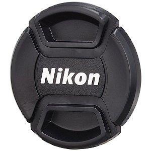 Tampa Frontal para Lente 58mm Original Nikon LC-58