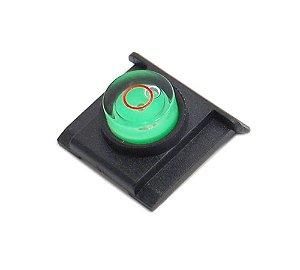 Nível de Bolha para Sapata Hot Shoe Universal JJC SL-3