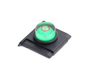 Nível Bolha JJC SL-1 para Sapata Hot Shoe Canon