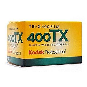Filme Kodak TRI-X 400TX 35mm 36 Poses Preto e Branco