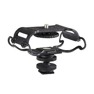 Sistema de Suspensão para Microfones Boya BY-C10