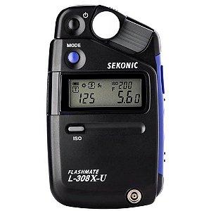 Fotômetro Sekonic L-308X-U Flashmeter