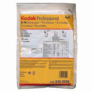 Revelador Kodak D-76 de 3,8 Litros