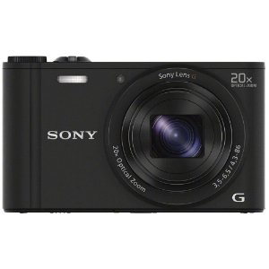 Câmera Sony Cyber-Shot DSC-WX350