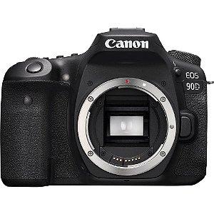 Câmera Canon EOS 90D Corpo