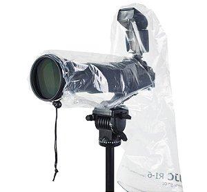 Capa de Chuva JJC RI-6 para Câmeras