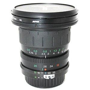 Lente Vivitar MF 19-35mm Series 1 F/3.5-4.5 para Nikon Usada