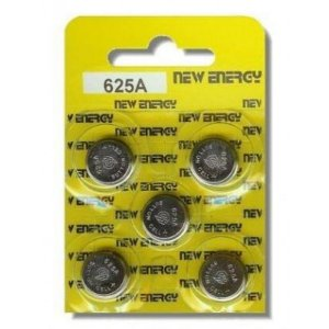 Bateria New Energy 625 Cartela com 5 Unidades