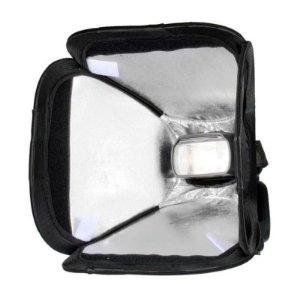 Softbox para Flash Speedlite Universal Godox TK-EF S23 23x23cm