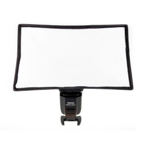 Softbox Universal para Speedlite Embafoto 20x25cm