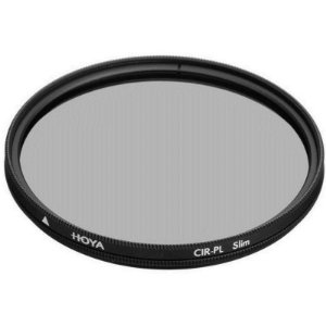 Filtro Polarizador Circular Slim Hoya 58mm