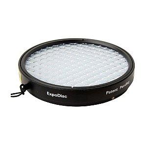 Filtro Warm Balanceamento de Branco Expodisc 52mm