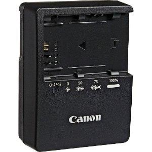 Carregador Canon LC-E6E para Bateria LP-E6