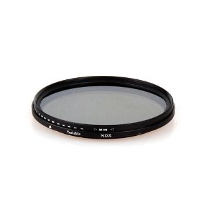 Filtro ND Variável 2-400 Greika 67mm