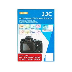 Protetor de LCD JJC GSP-1300D para Canon T5 T6 T7