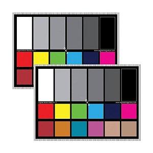 Cartão de Cor DGK Color Check e Balanço de Branco