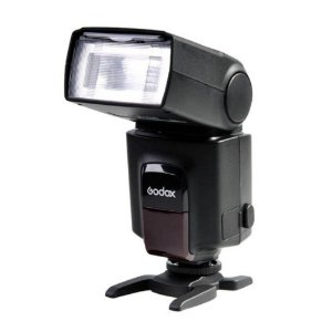 Flash Godox Thinklite TT560 II Speedlight com Rádio Flash