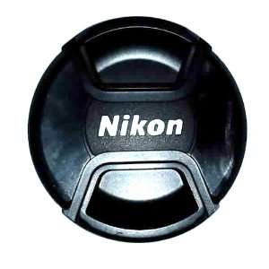 Tampa Frontal para Lente Nikon 72mm Original Usada