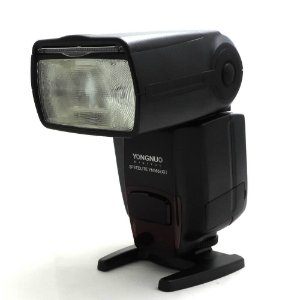 Flash Yongnuo Speedlite YN-565EX II para Câmeras Canon