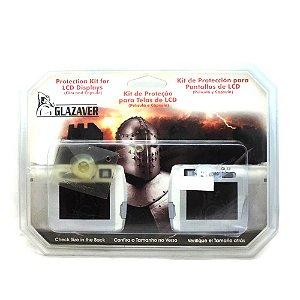 Protetor de LCD Glazaver 2.5 Polegadas