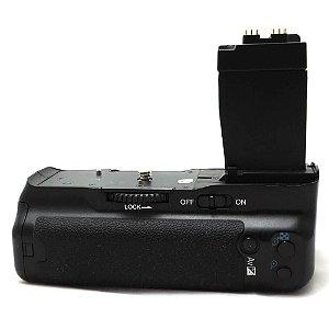 Grip de Bateria Meike MK-550D para Canon T5i Usado