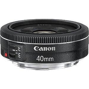 Lente Canon EF 40mm f/2.8 AF STM