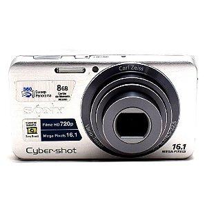 Câmera Sony Cyber-Shot DSC-W630 Usada