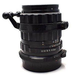 Lente Pentax Macro Takumar 6x7 135mm f/4 com Anel de Foco Usada
